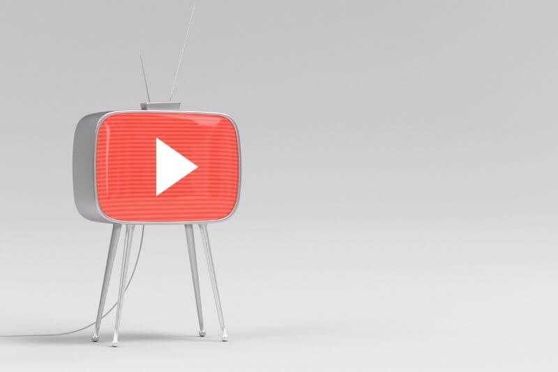יצירת תוכן וידאו לערוץ יוטיוב